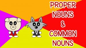 What Is Difference Between Common And Proper Nouns?